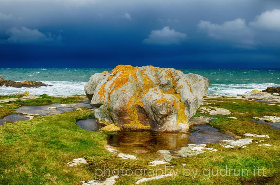 Les Rochers de Saint Guénolé I Fotografie: Gudrun Itt ©