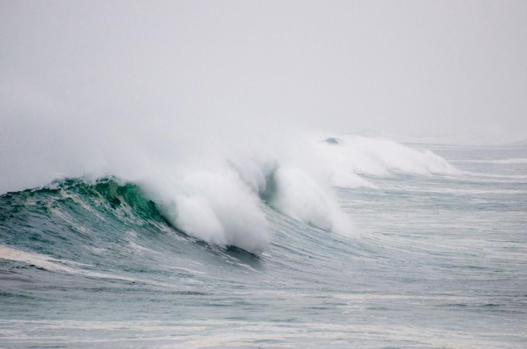 Finistere Sturm I Fotografie: Gudrun Itt