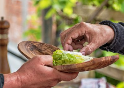Foodfotografie-Event-Salat